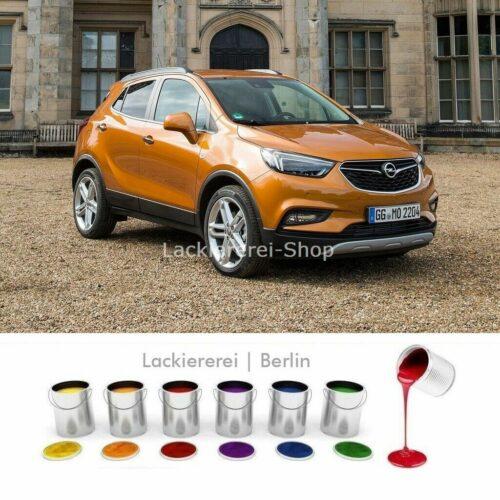 Stoßstange Ecke hinten rechts lackierbar Opel Mokka Baujahr 2012-2016