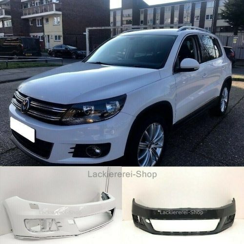 vw tiguan 2011 2016 sto stange sto f nger vorne lackiert. Black Bedroom Furniture Sets. Home Design Ideas