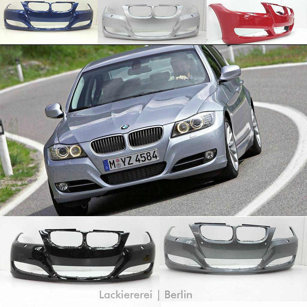 NEU! BMW 3er E90 E91 SRA 2004-2008 vorne Stoßstange in Wunschfarbe lackiert
